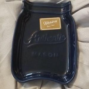 MASON jar spoon rest. NWT
